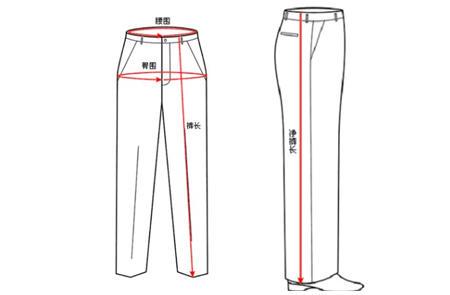 海淘必备之衣服裤子鞋子尺码表