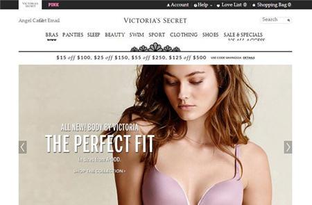 Victoria's Secret维多利亚的秘密官网下单攻略