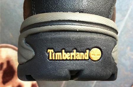 Timberland 天木兰全粒面防水真皮短靴