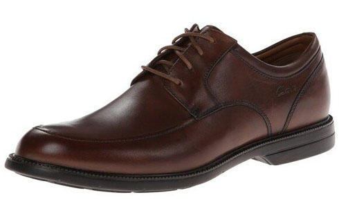 Clarks 其乐 Bilton Walk 男式商务正装皮鞋