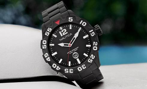 诺帝卡nautica手表怎么样 诺帝卡手表好吗