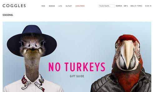 英淘中高端服饰鞋类购物网站Coggles注册购物指南