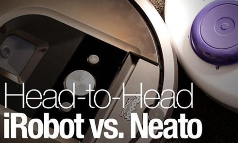 海淘Roomba 980 VS Botvac D85 家庭机器人对比