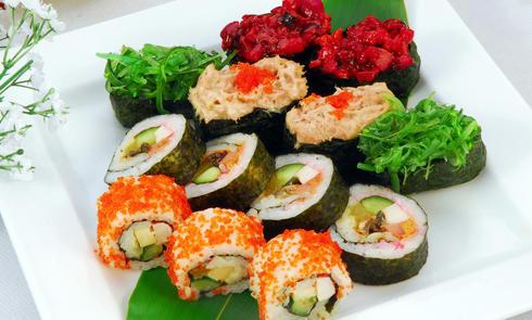 海淘小吃——美味海苔 变着花样放马过来吧!