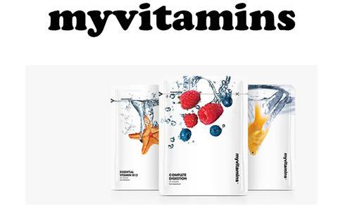 英国保健品网站MyVitamins注册购物指南