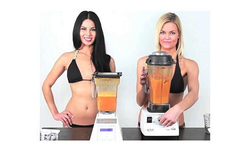 Blendtec和Vitamix 料理机 对比选择指南