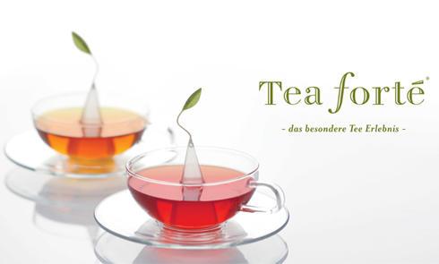美国顶级茶品Tea Forte 让我们把喝茶这件时髦的事儿进行到底