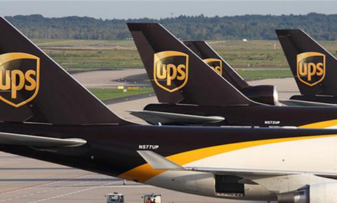 美淘转运快报:UPS航线转运时间缩短
