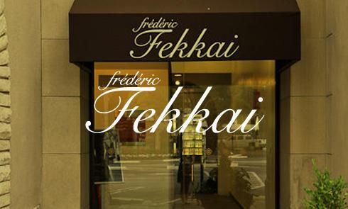 贵妇美发代名词Frederic Fekka  美亚最值得入手的经典系列