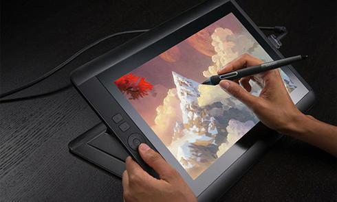 海淘iPad电容笔、手绘板、手绘屏——送给想成为大触的你