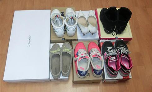 一些关于海淘女鞋的尺码建议,供妹子们参考