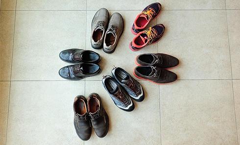 海淘男鞋常见品牌尺码对应实测