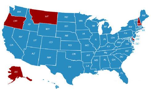 美国免税州转运公司有哪些?美国免税州转运公司推荐