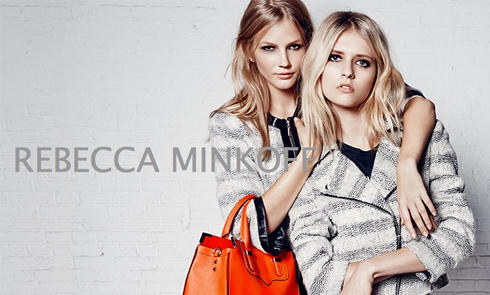 Rebecca Minkoff 瑞贝卡·明可弗美国官网注册购物指南