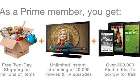美亚自营免运费门槛提高至$35,可免费申请Amazon Mom或Prime