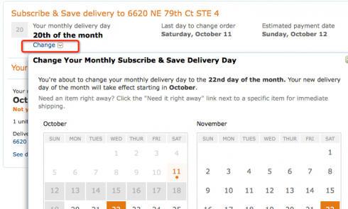 Subscibe & Save (S&S)是什么,在美国亚马逊购物如何使用S&S省钱