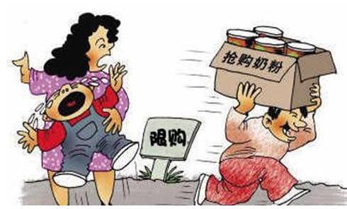 澳洲华裔买奶粉遭异样眼光 拟带孩子证明非代购
