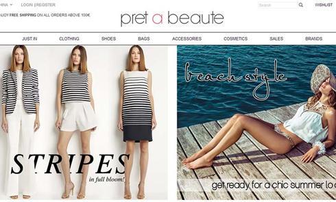 英国时尚奢侈网站Pret-A-Beaute官网海淘攻略教程