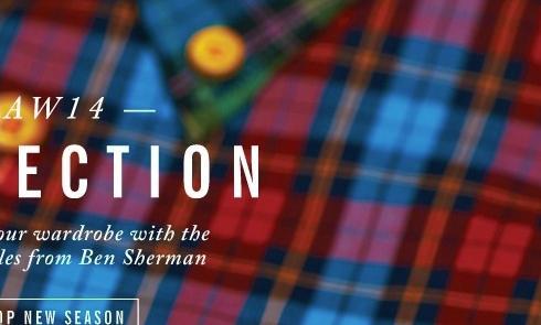 英国服装本·舍曼Ben Sherman美国官网海淘攻略教程