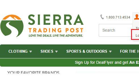 美国户外运动装备网站STP:Sierra Trading Post官网海淘攻略教程