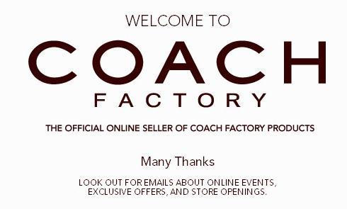 coachfactory蔻驰工厂店图文并茂购买之全攻略