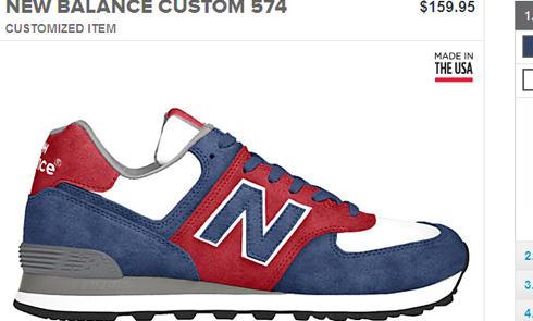 美国跑鞋品牌新百伦New Balance官网海淘攻略教程