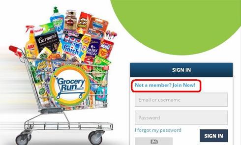 澳洲澳大利亚网上超市Groceryrun官网海淘攻略教程