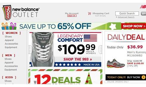新百伦Joes New Balance Outlet美国官网海淘攻略教程