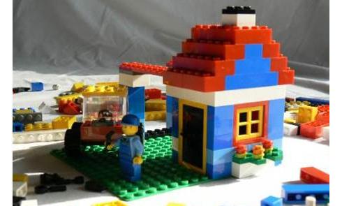 经典海淘商品:Lego乐高积木6166