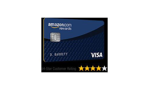 美国亚马逊Visa信用卡及相关优惠我们可以用吗