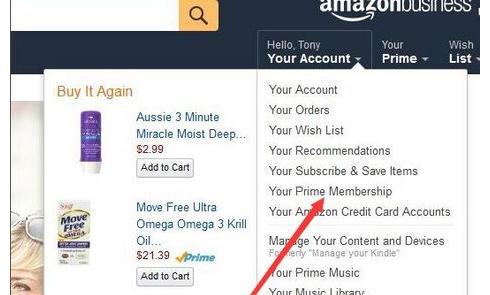 Amazon 2015 最新Prime会员教程 新增多人共享Prime服务攻略