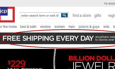 JCPenney 杰西潘尼海淘购物攻略教程