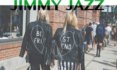 Jimmy Jazz官网海淘注册购物指南
