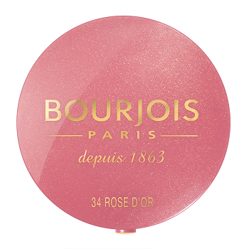 Bourjois 妙巴黎 烘焙胭脂腮红 2 5g 凑单3 件67折£5 35(约¥49)