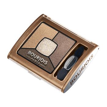Bourjois 妙巴黎 烟熏妆四色眼影盘 4g 凑单3 件67折 £5 35(约¥49)