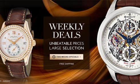 喜欢美淘手表的淘友们,买手表是选择amazon?还是Ashford?还是Jomashop?