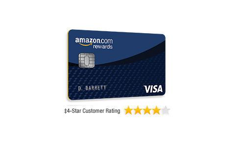 Amazon com Rewards Visa Card-美国亚马逊Visa信用卡及相关优惠我们可以用吗
