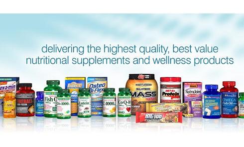 美国知名保健品牌及其明星 代表产品(一)