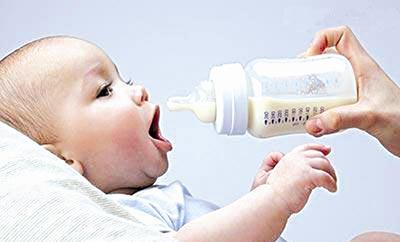 关于选择配方奶粉的基本常识