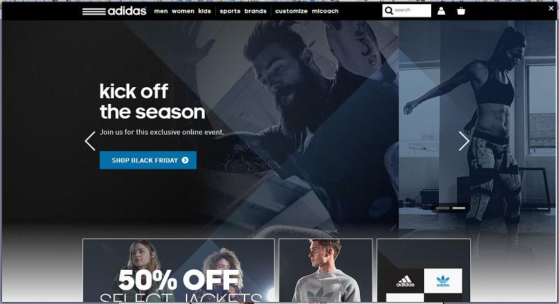 阿迪达斯(adidas)海淘购物教程
