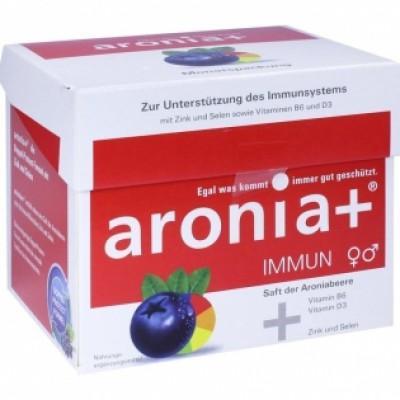 德国UKA优卡有机生活馆  Aronia 不老莓提高免疫力营养口服液25mlX30支