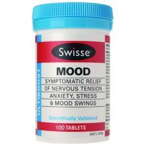 Swisse 缓解压力片 100粒 ( 改善更年期综合症 舒缓情绪)
