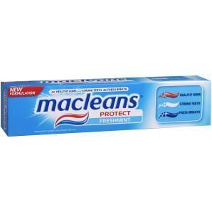 Macleans 麦健士美白牙膏 90g (抗敏感 抗菌 清洁保护牙龈)
