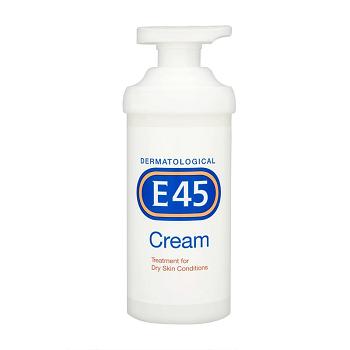 E45 超滋润深层补水万能保湿乳霜 500g 婴儿适用 8 2折报价£7 95(约¥73)