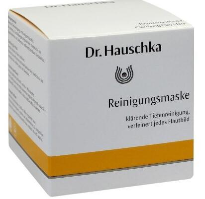 德国UKA优卡有机生活馆Dr  Hauschka 德国世家 活性深层洁净敷面粉 90g(活动ing)