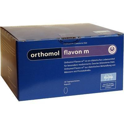 德国UKA优卡有机生活馆Orthomol 奥适宝 防治前列腺黄酮胶囊 30粒x2瓶