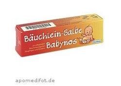德国BA保镖药房Dentinox Babynos 婴儿防胀气 便秘腹部按摩膏 10ml 特价:1,4欧,约10 2