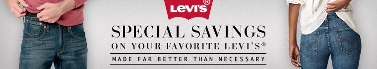 levi's李维斯牛仔裤款式型号、童装尺码对照