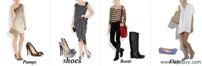 关于海淘鞋类尺码鞋宽的选择