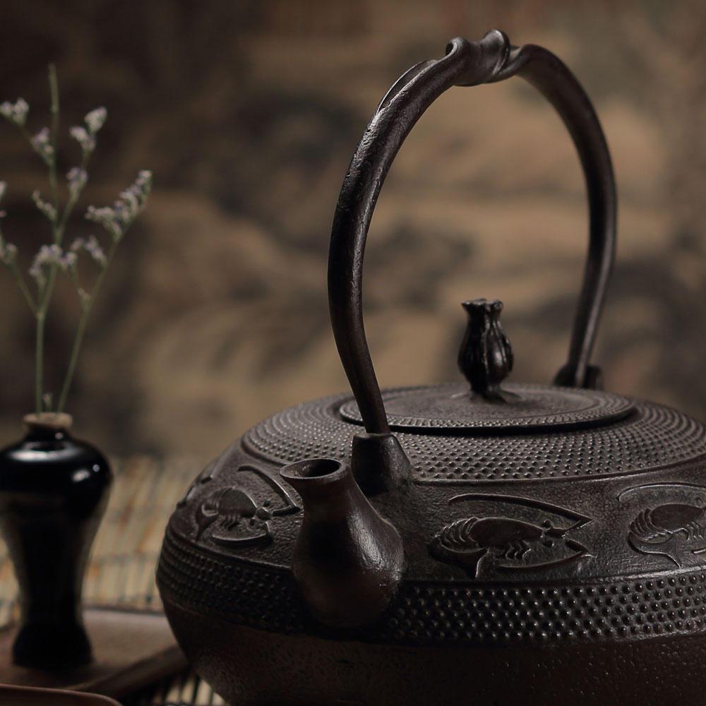 传统手工艺的魅力:日本海淘铁壶鉴赏